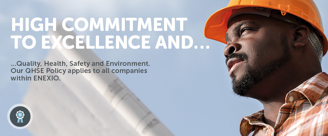 ENEXIO - High Commitment to Excellence
