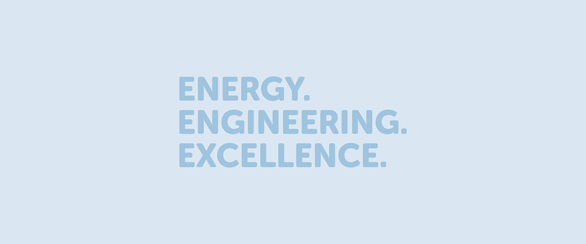 Energy. Engineering. Excellence.