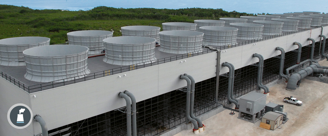 Cooling Tower: Cooling Tower Header