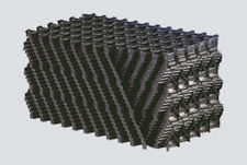 Counter-Flow Cooling Tower Components