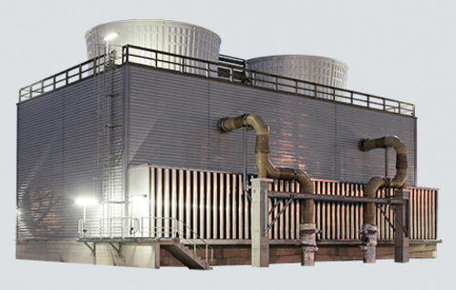 Field-erected Mechanical Draft Cooling Towers